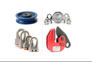 Read more details about our Wire Rope Components