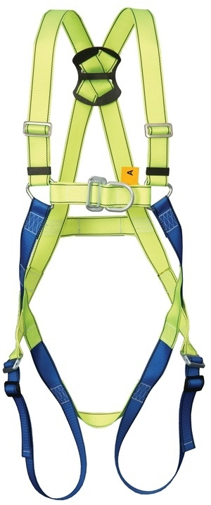 Read more details about our 2 point full safety harness