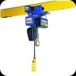 Read more details about our Electric Chain Hoist With Electric Trolley