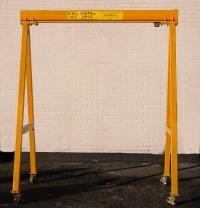 Read more details about our A Frame Gantry