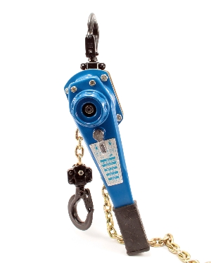 Read more details about our Lever Hoists