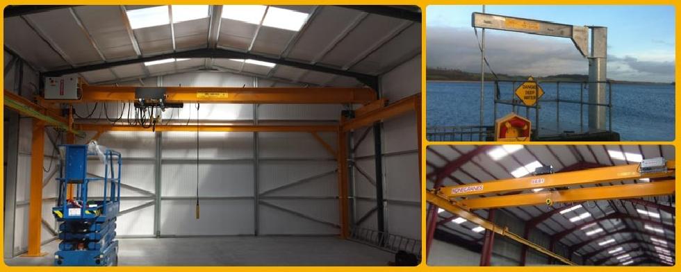 Cranes: Design,Fabrication and Installation