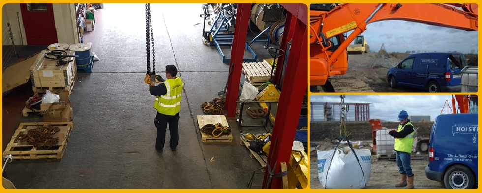Testing and Certification of Lifting Gear and Plant