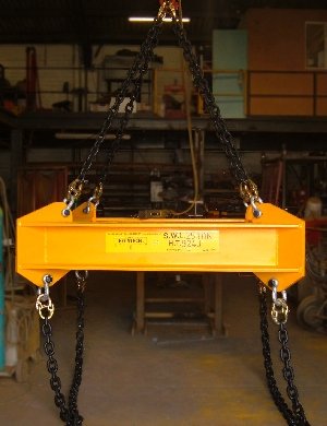 Read more details about our Spreader Beams