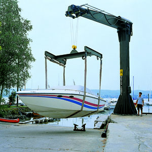 Read more details about our Jib Cranes
