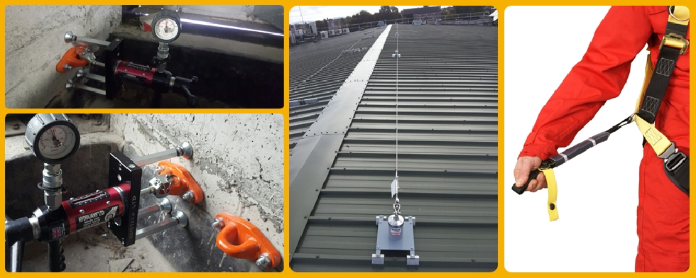 Height Safety, Inspection and Installation