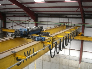 Read more details about our Overhead Crane Refurbishment