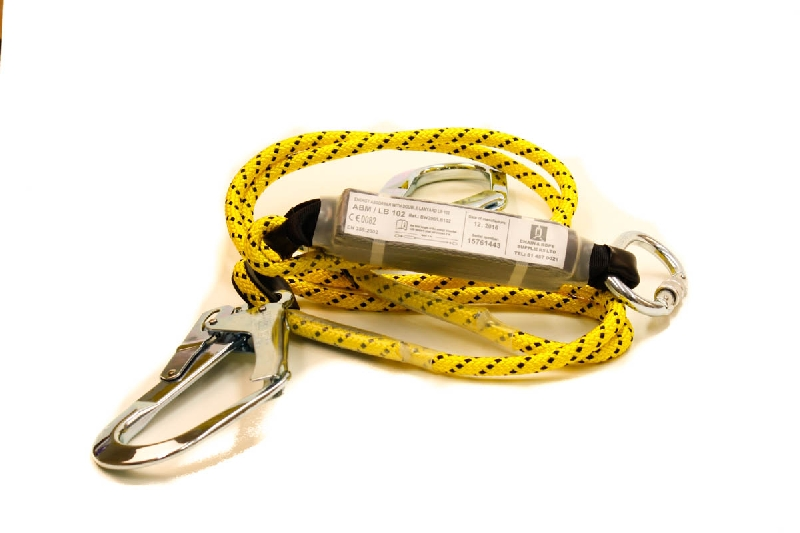 Read more details about our Shock Absorber Elastic Lanyard c/w Scaffo