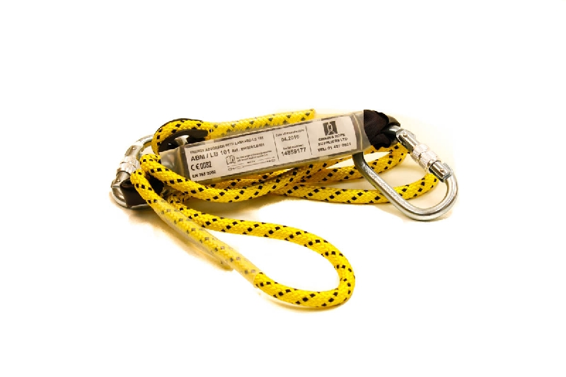 Read more details about our Restraint Lanyard 0.5m c/w Karabiner