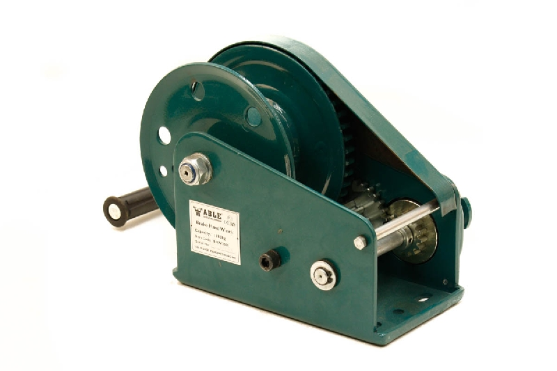 Read more details about our Braked Hand Winch