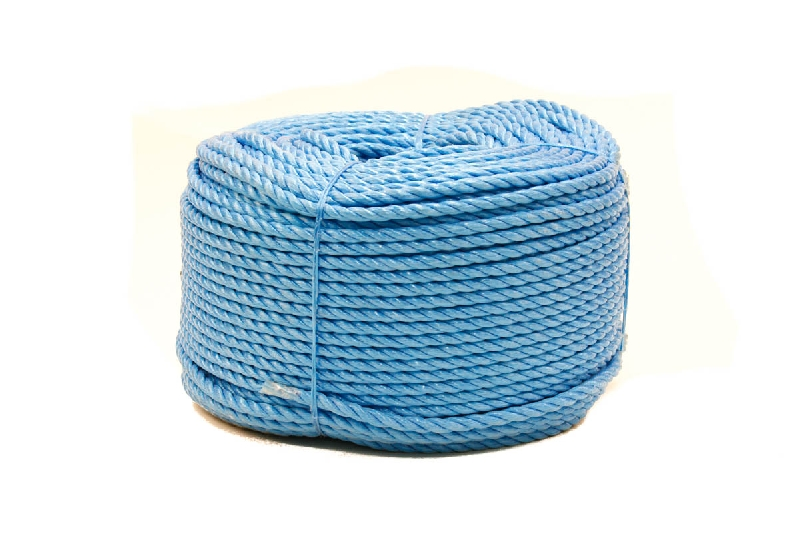 Read more details about our Blue Poly Rope