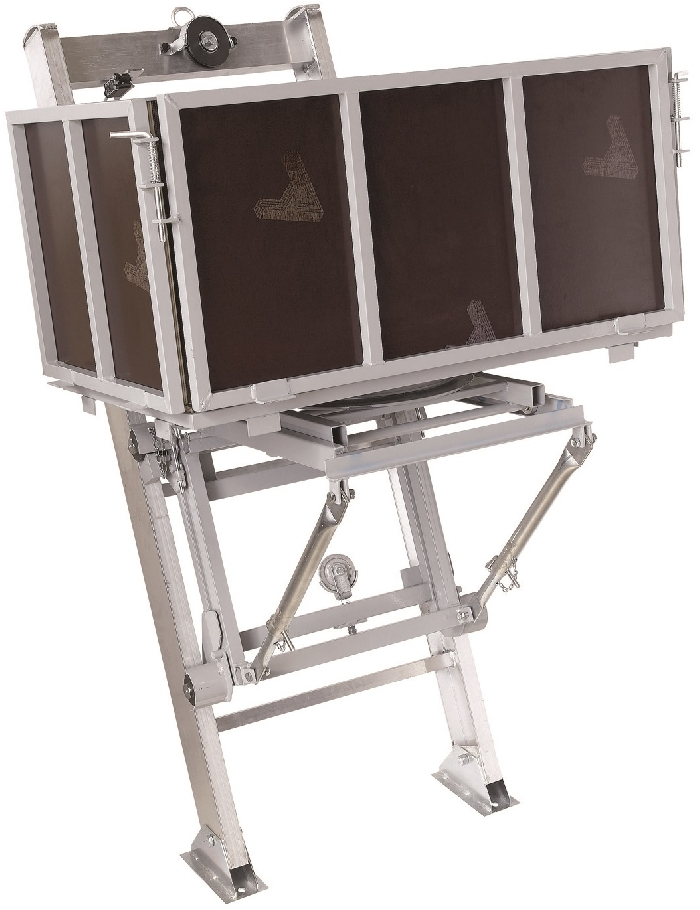 Read more details about our Portable Ladder Hoist