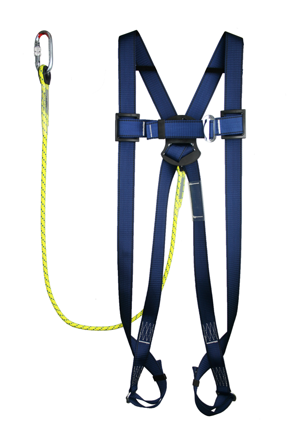 Read more details about our Economy harness and lanyard