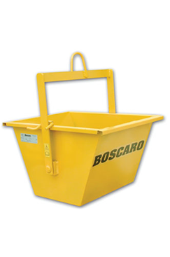 Read more details about our Bucket/Skip for Scaffold Hoist
