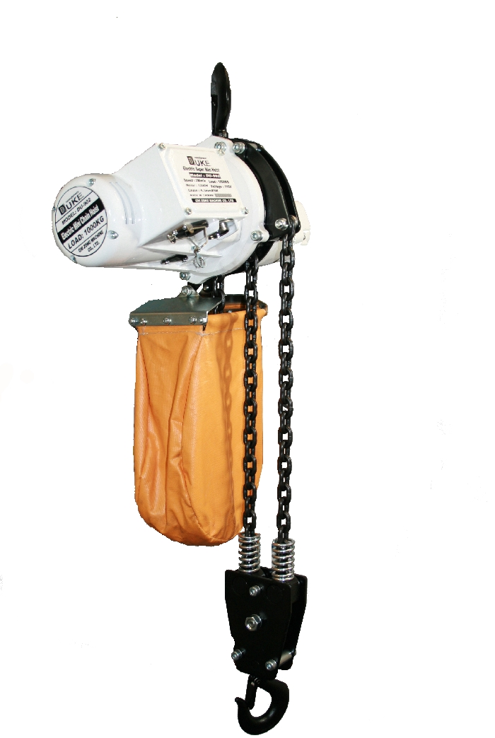 Read more details about our Duke Chain Hoist