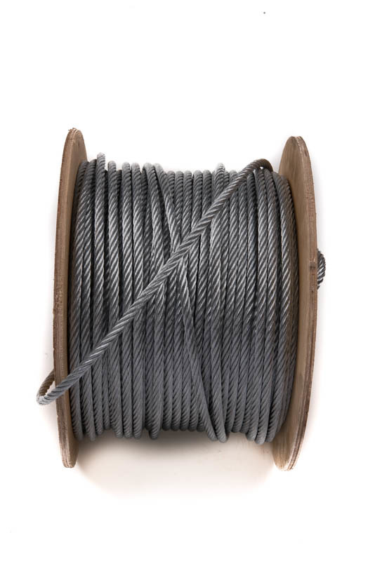 Read more details about our Galvanised Wire Rope