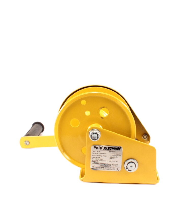 Read more details about our Manual and Hand Winches