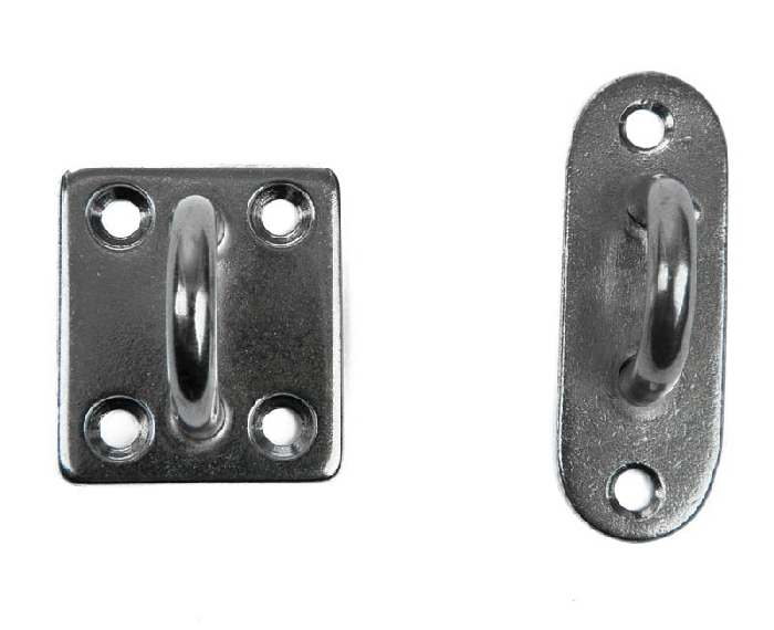 Read more details about our Stainless Steel Eye Plate/Eye Pad