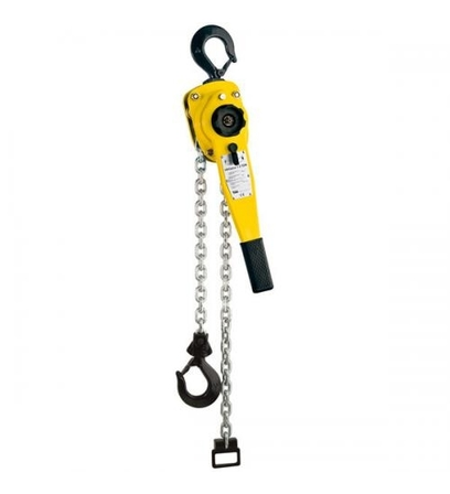 Read more details about our Yale Lever Hoist