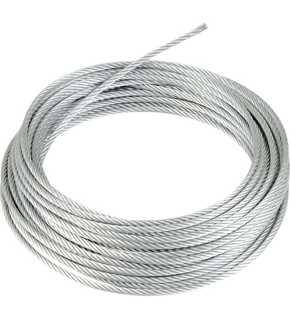 Read more details about our 6 x 19 Wire Rope Galvanised 100m Reel