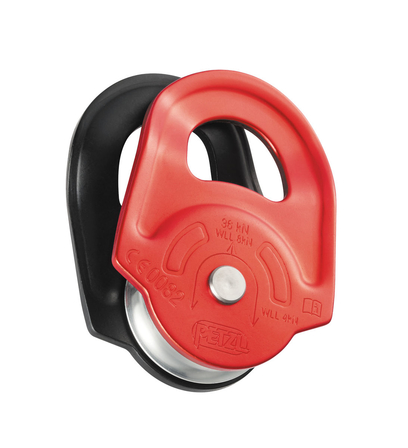Read more details about our Rescue Pulley