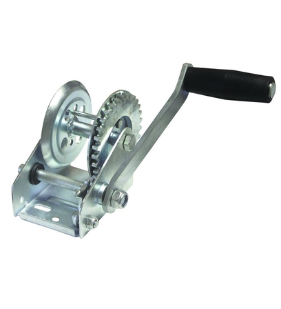 Read more details about our Zinc Plated General Purpose Hand Winch