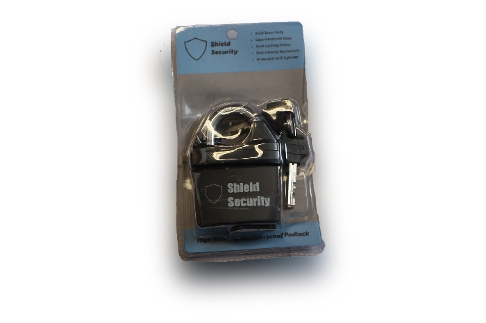 Read more details about our Shield Security Padlock