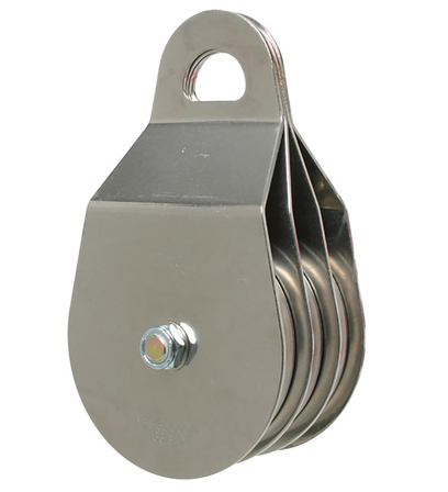 Read more details about our Triple Block Stainless Steel Eye