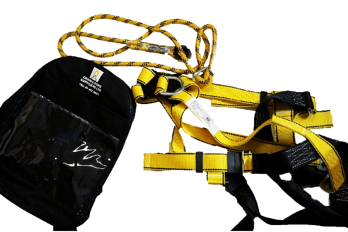 Read more details about our P10 Harness, Restraint Lanyard with Bag