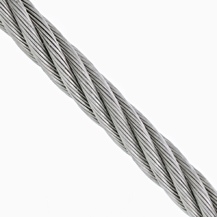 Read more details about our 7x19 Stainless Steel Wire Rope