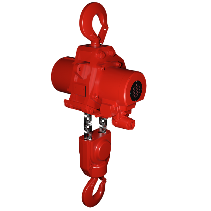 Read more details about our TMH AIr Hoist 25-30 Tonne