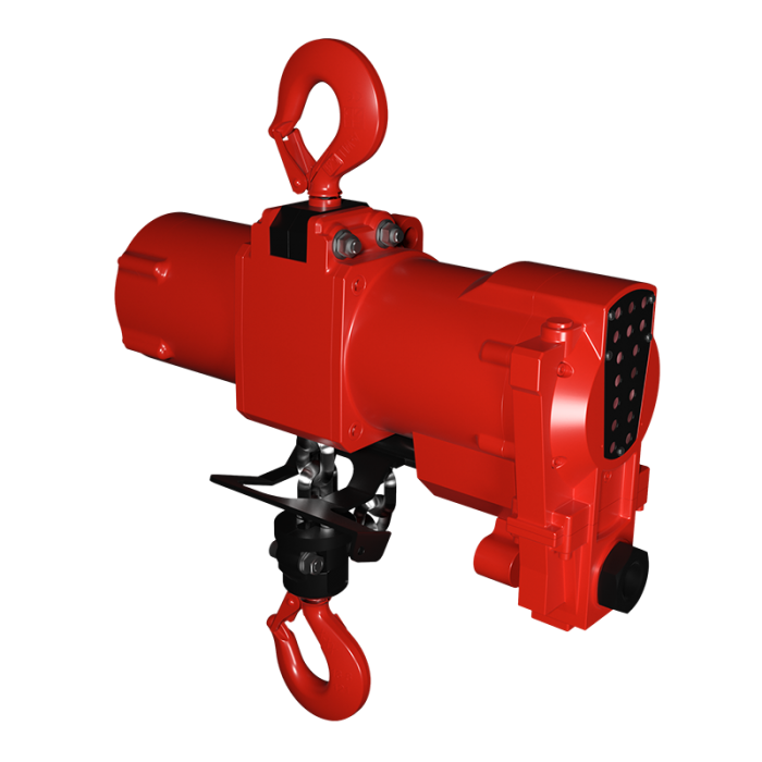 Read more details about our TMH AIr Hoist 3-6 Tonne