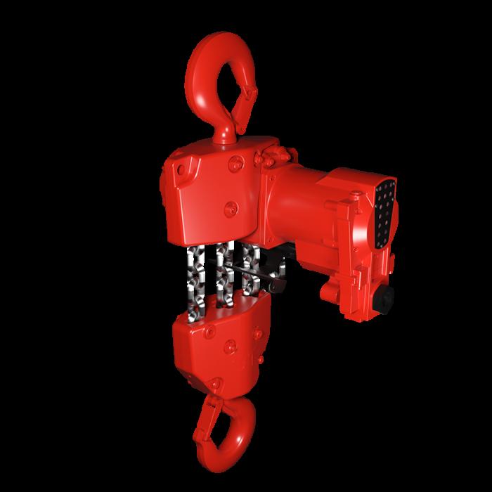 Read more details about our TMH AIr Hoist 9-15 Tonne