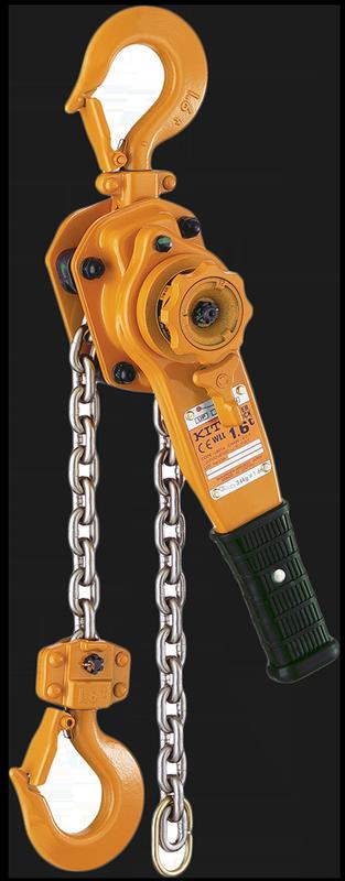 Read more details about our LB Series Lever Chain Hoist 800-9000 KG
