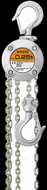 Read more details about our CX Series Manual Chain Hoist 250-500 KG