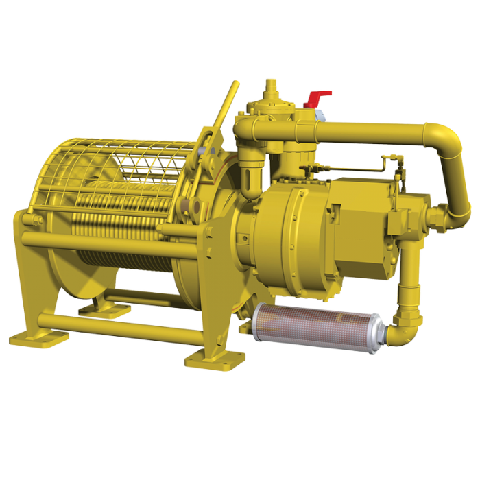 Read more details about our OAW 6.5 GP16 - OAW 10.15 GP16 Offshore Winch Series