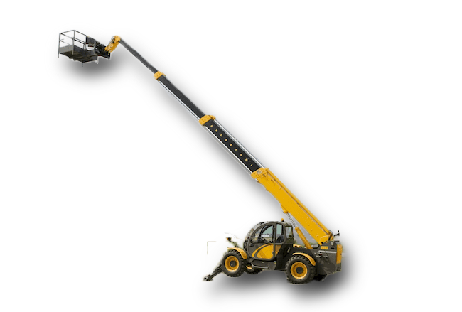 Read more details about our Telehandler
