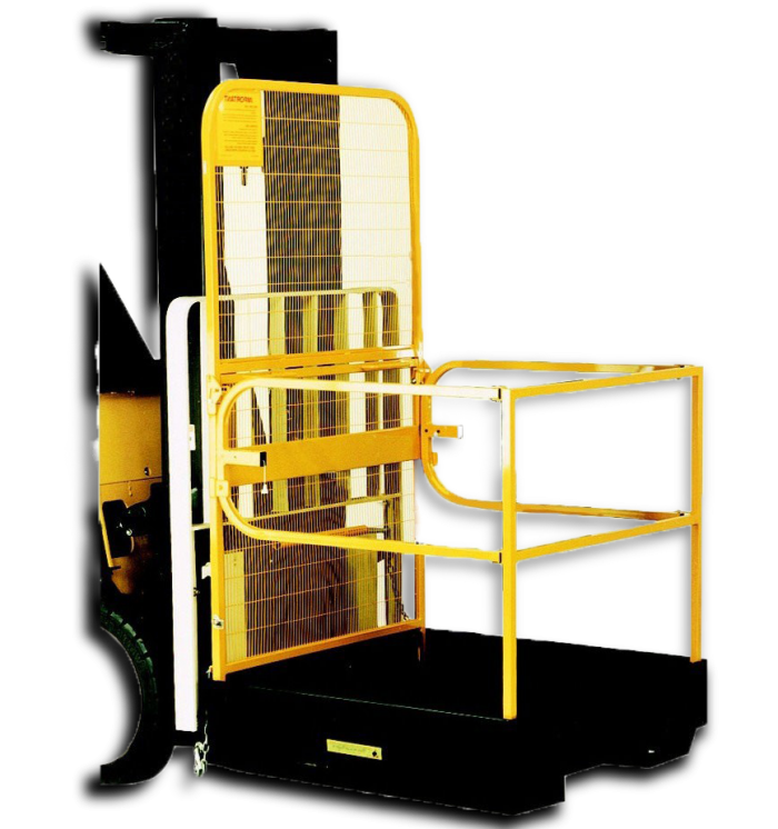 Read more details about our Forklift Access Cage