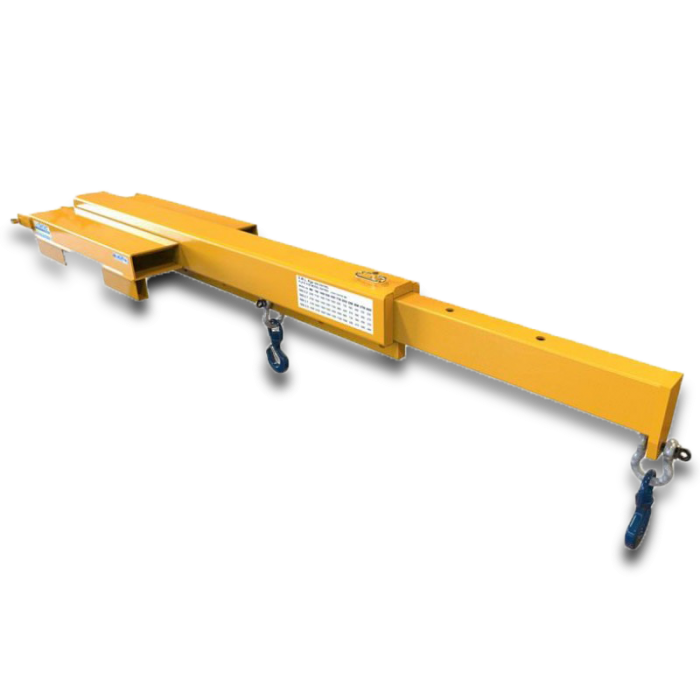 Read more details about our Forklift Gantry Jib