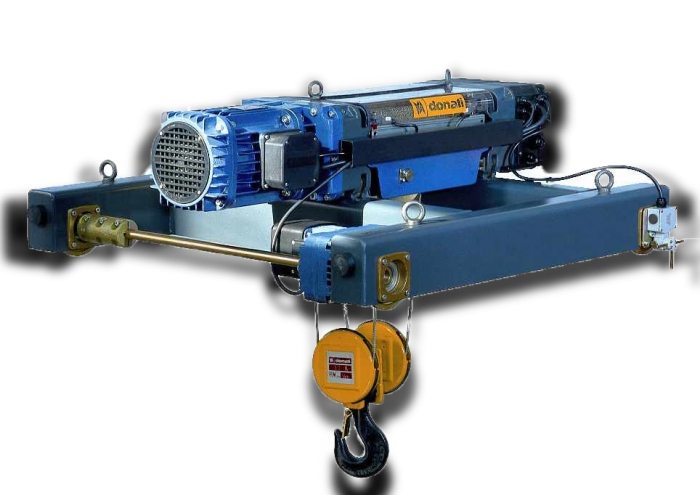 Read more details about our Electric Hoist