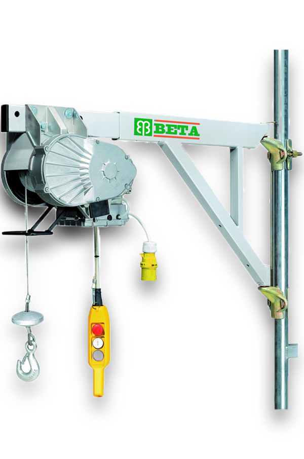 Read more details about our Scaffold Hoist