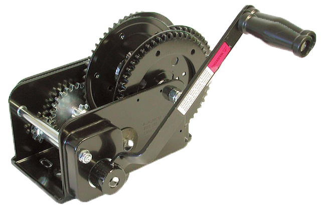 Read more details about our Winches