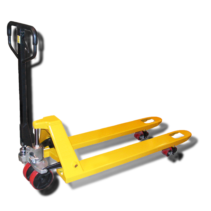 Read more details about our Manual Pallet Truck