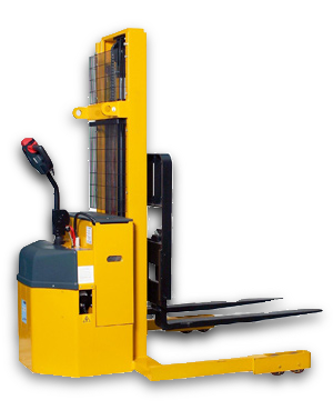 Read more details about our Powered Stacker