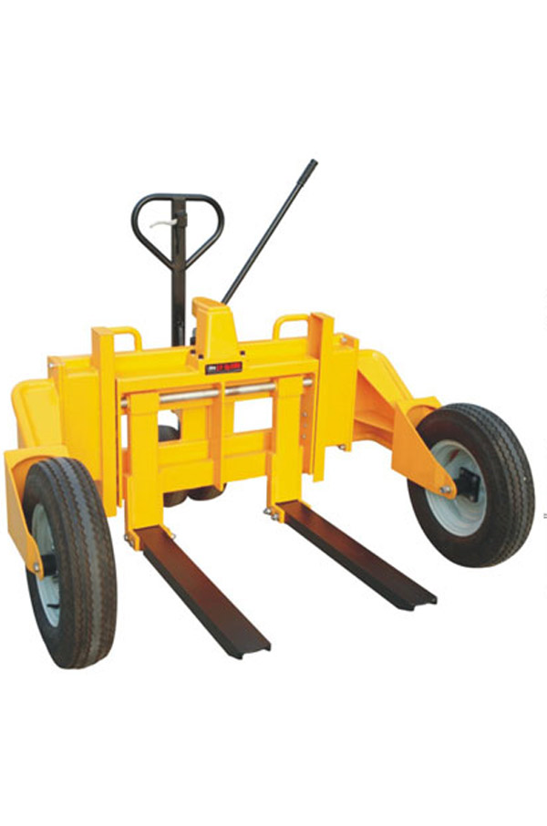 Read more details about our Rough Terrain Pallet Truck