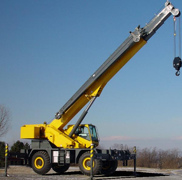 Read more details about our Crane Attachments
