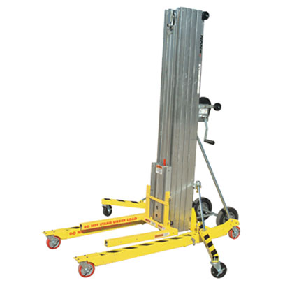 Read more details about our Material Lifts
