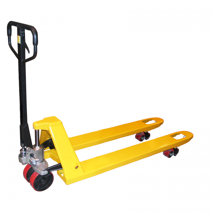 Read more details about our Pallet Trucks