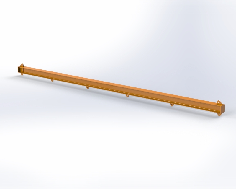 Read more details about our 12 Tonne, 10 Meter Spreader Beam