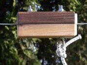 Image of Zip line brakes